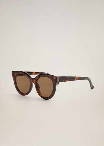 Mango Acetate Frame Sunglasses 77050036-32