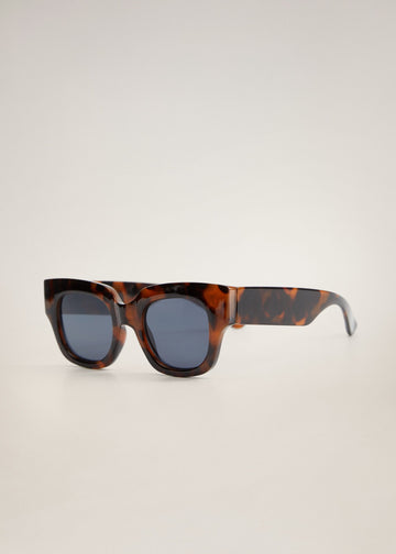 Mango Acetate Frame Sunglasses 77060515-32