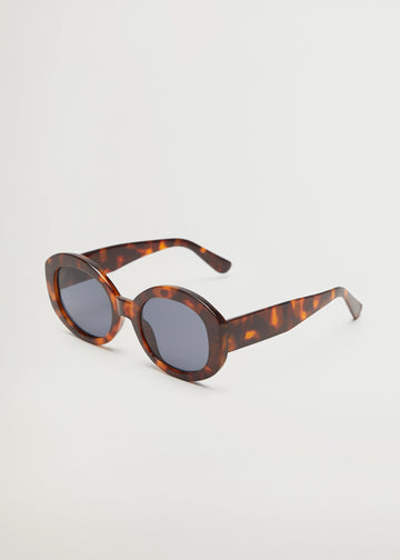 Mango Rounded Sunglasses 77084409-30