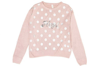 PEPE JEANS HOPE IP PG700967-PINK T-SHIRT LONG SLEEVE (YG)