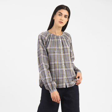 LEVIS SIMONE RAGLAN 79126-0000 SHIRT LONG SLEEVE (W)