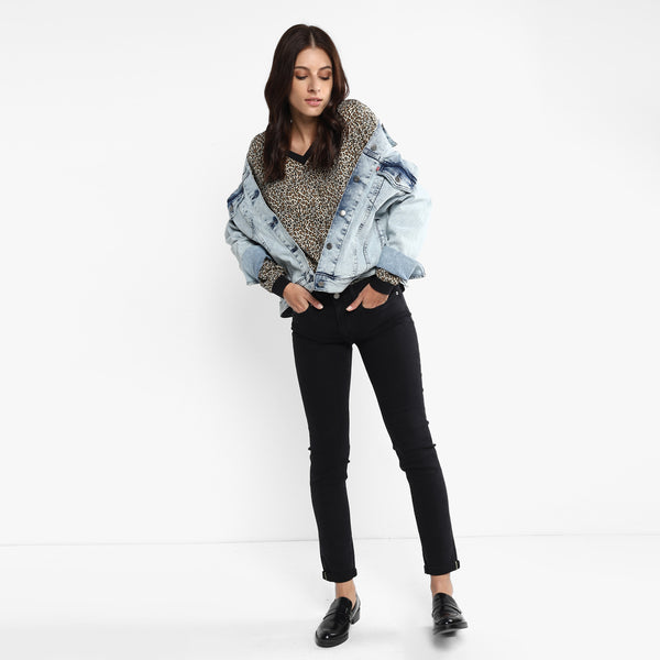Levi's Styled Top 80841-0002 Shirt Long Sleeve (W)