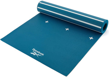 Reebok Double Sided 4mm Yoga Green RAYG-11030GN Fitness Mat