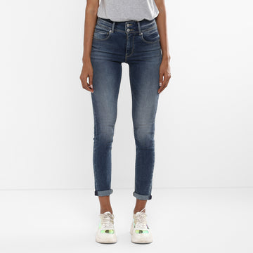Levi's 721 Styled Denim High Rise Skinny Jeans 83394-0007 Denim Pant (Jeans) (W)