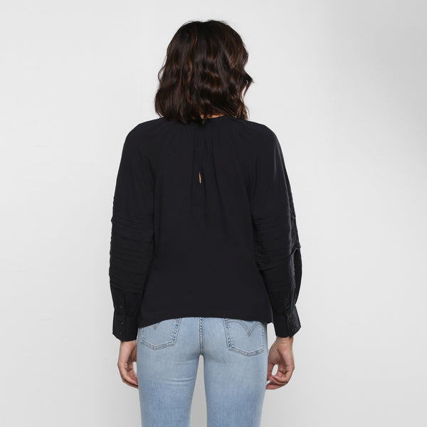 Levi's Styled Top 85385-0000 Shirt Long Sleeve (W)