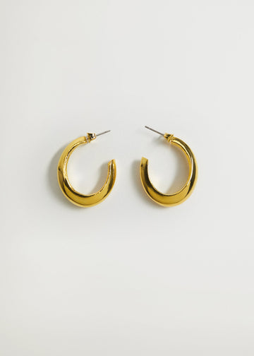 MANGO CARLA 87012015-OR MANGO WOMEN EAR RING