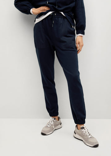 MANGO SPORTY-A 87085647-56 MANGO WOMEN TROUSER
