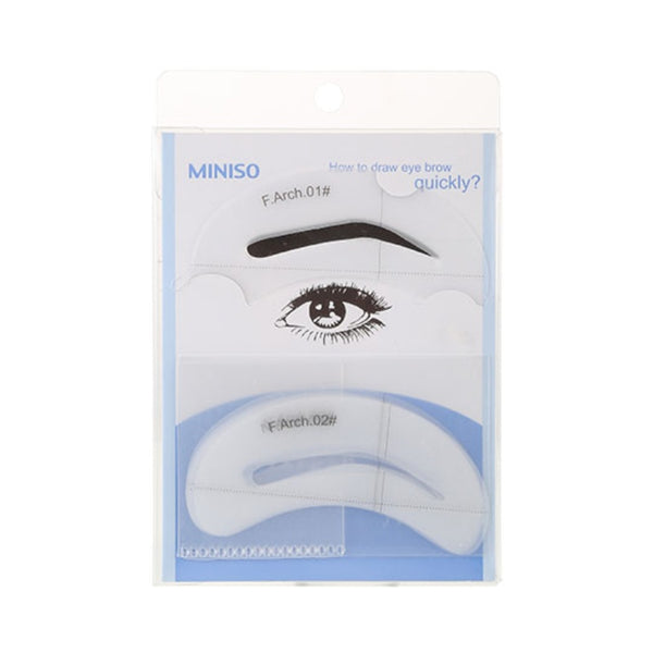 Miniso eyebrow template#1 0200031131