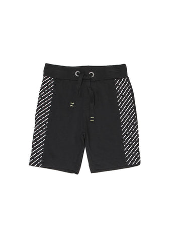 Pepe Jeans Marshal Ip PB800612 BLACK Short Young Boys