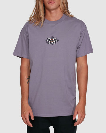 BILLABONG YERRRP 9503023-PUH T-SHIRT SHORT SLEEVE (M)