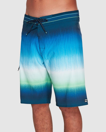 Billabong Fluid Airlite 9507404-GRN Boardshort (M)