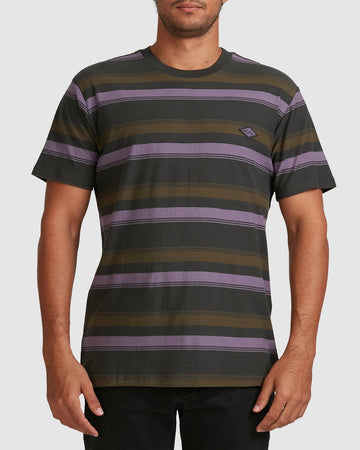BILLABONG DIE CUT CREW 9517140-RAV T-SHIRT SHORT SLEEVE (M)