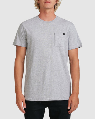 BILLABONG PREMIUM POCKET 9562046-GYM T-SHIRT SHORT SLEEVE (M)