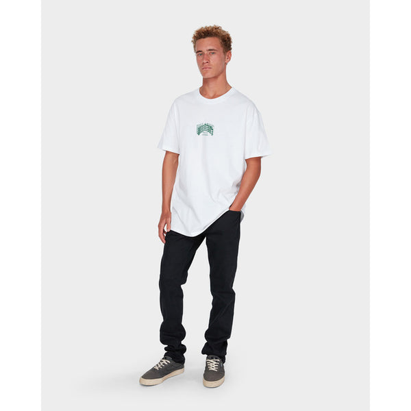 Billabong 9582014S-WHI T-Shirt Short Sleeve (m)