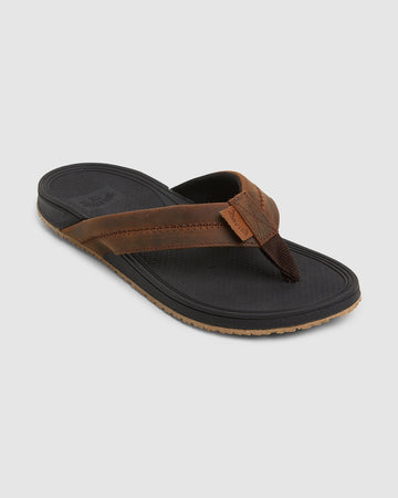 BILLABONG BRUNSWICK THONGS 9603954-BLK SANDAL (M)