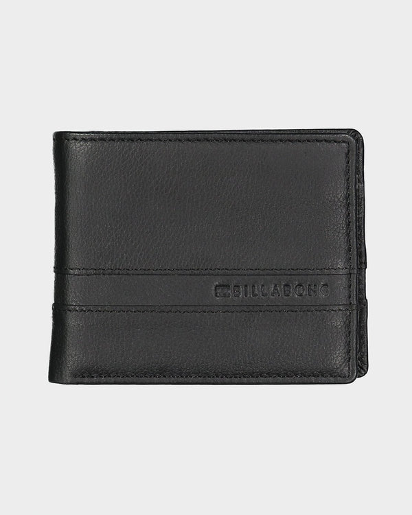 Billabong Boundary 9691183S-BLA Wallet (M)
