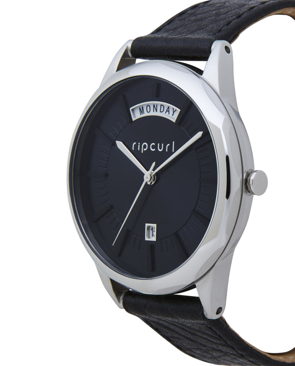 Ripcurl Indie Leather Wrist Watch (w)