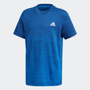 Adidas Aeroready Gradient GE0543 T-Shirt Short Sleeve Training Young Boys