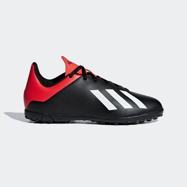 adidas X Tango 18.4 BB9416 Turf Football Shoes Young Boys