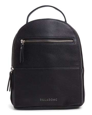 BILLABONG DOWNTOWN BA 6603008A-BLK BACKPACK (W)