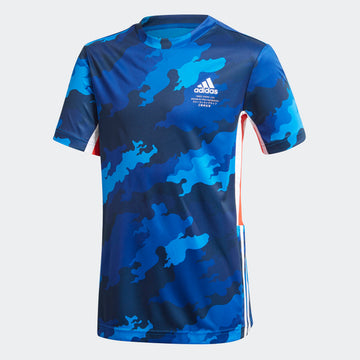 ADIDAS B A.R. BLD AP GE0557 T-SHIRT SHORT SLEEVE TRAINING (YB)