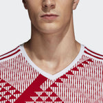 adidas Russia Jersey Short Sleeve Football (m)