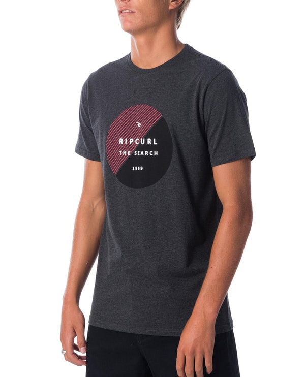 Rip Curl Eclipse Circle Tee CTEMI2-3442 T-Shirt Short Sleeve (M)