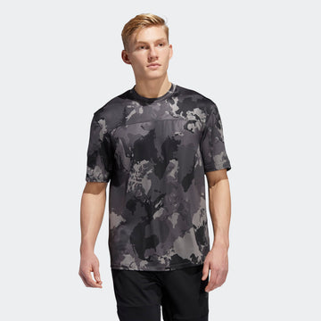 ADIDAS CON CAMO GC8262 T-SHIRT SHORT SLEEVE TRAINING (M)