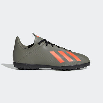 adidas X 19.4 TF EF8378 Turf Shoes Football Young Boys