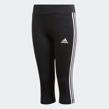 Adidas Equipment 3-Stripes 3/4 DV2760 Capri Training Young Girls