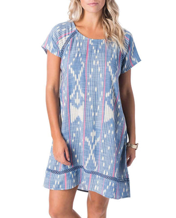 Rip Curl Island Love Dress GDRFW1-1651 Dress Knee Length (W)