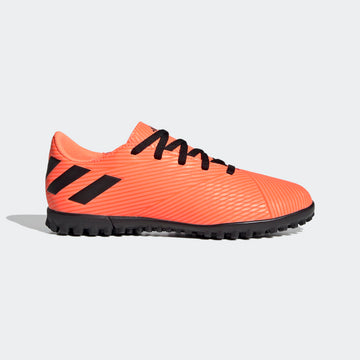 ADIDAS NEMEZIZ 19.4 TF J EH0503 TURF SHOES FOOTBALL (YB)