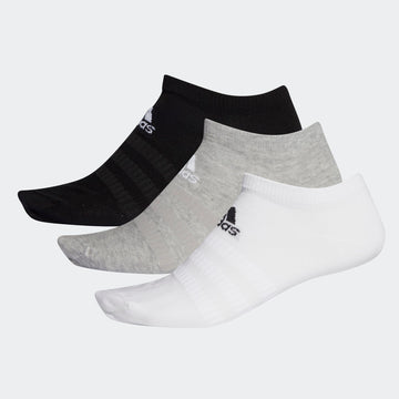 Adidas Low-Cut 3 Pairs DZ9400 Socks Crew Training (M)