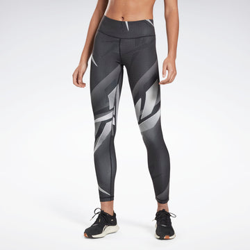 REEBOK MYT AOP TIGHT GL2524 TIGHT FULL LENGTH TRAINING (W)
