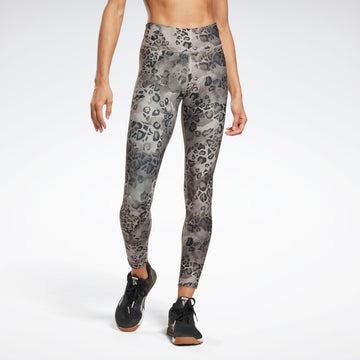 REEBOK TS LUX BOLD TIGHT- MODERN GN4489 TIGHT FULL LENGTH TRAINING (W)