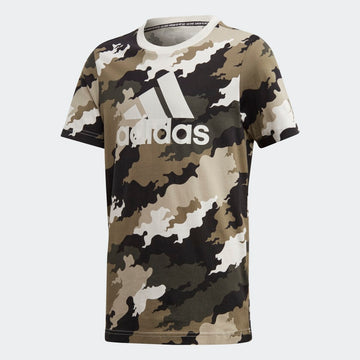 ADIDAS YB MH BOS GE0689 T-SHIRT SHORT SLEEVE TRAINING (YB)