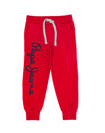 Pepe Jeans Stephen Ip PB210559 RED Pant Young Boys