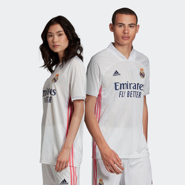 Adidas Real Madrid 20/21 Home Jersey FM4735 Supporters Jersey Football (M)