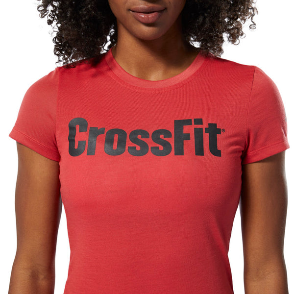 Reebok CrossFit® DY8382 Top Short Sleeve Training (w)