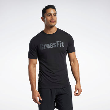 Reebok Reebok Crossfit® Read FU1908 T-Shirt Short Sleeve Training (M)