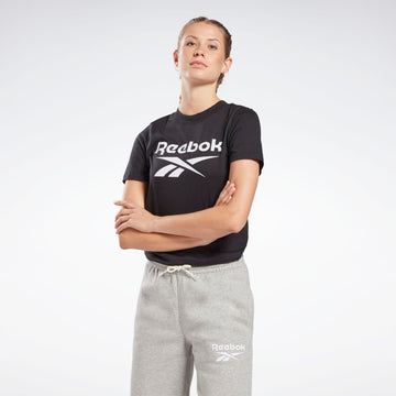 REEBOK RI BL TEE GL2551 TOP SHORT SLEEVE TRAINING (W)