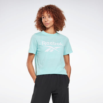 REEBOK RI BL TEE GI6696 TOP SHORT SLEEVE TRAINING (W)