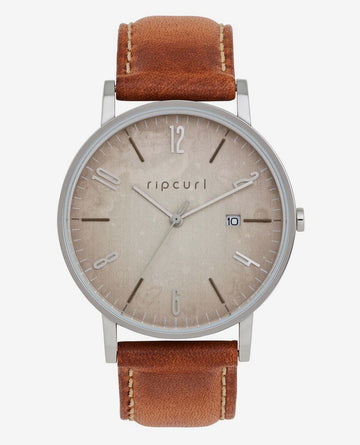 Rip Curl Latch Vintage Leather Watch (W)