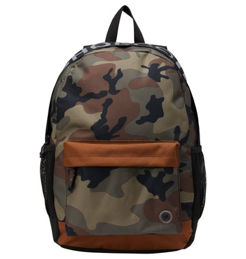 DC BACKSIDER PRINT ADYBP03073-xGCK BACKPACK (M)