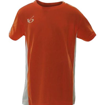 K6 Red Jersey Short Sleeve Football (Yb Uniform