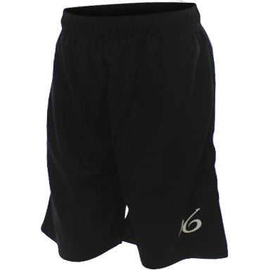 K6 Kids Black Shorts Football Uniform