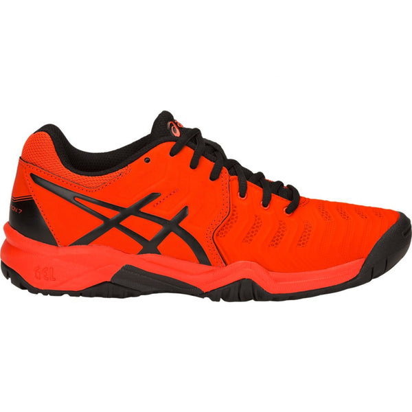 Asics Gel Resolution C700Y-801 Tennis Shoes Young Girls