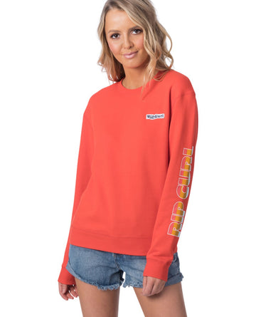 Rip Curl Old GFEIP1-40 T-Shirt Long Sleeve (W)