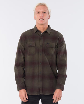 Rip Curl Count CSHNL1-56 Shirt Long Sleeve (M)