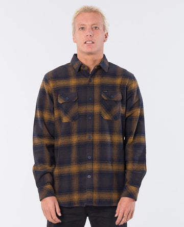 Rip Curl Count CSHNL1-9769 Shirt Long Sleeve (M)